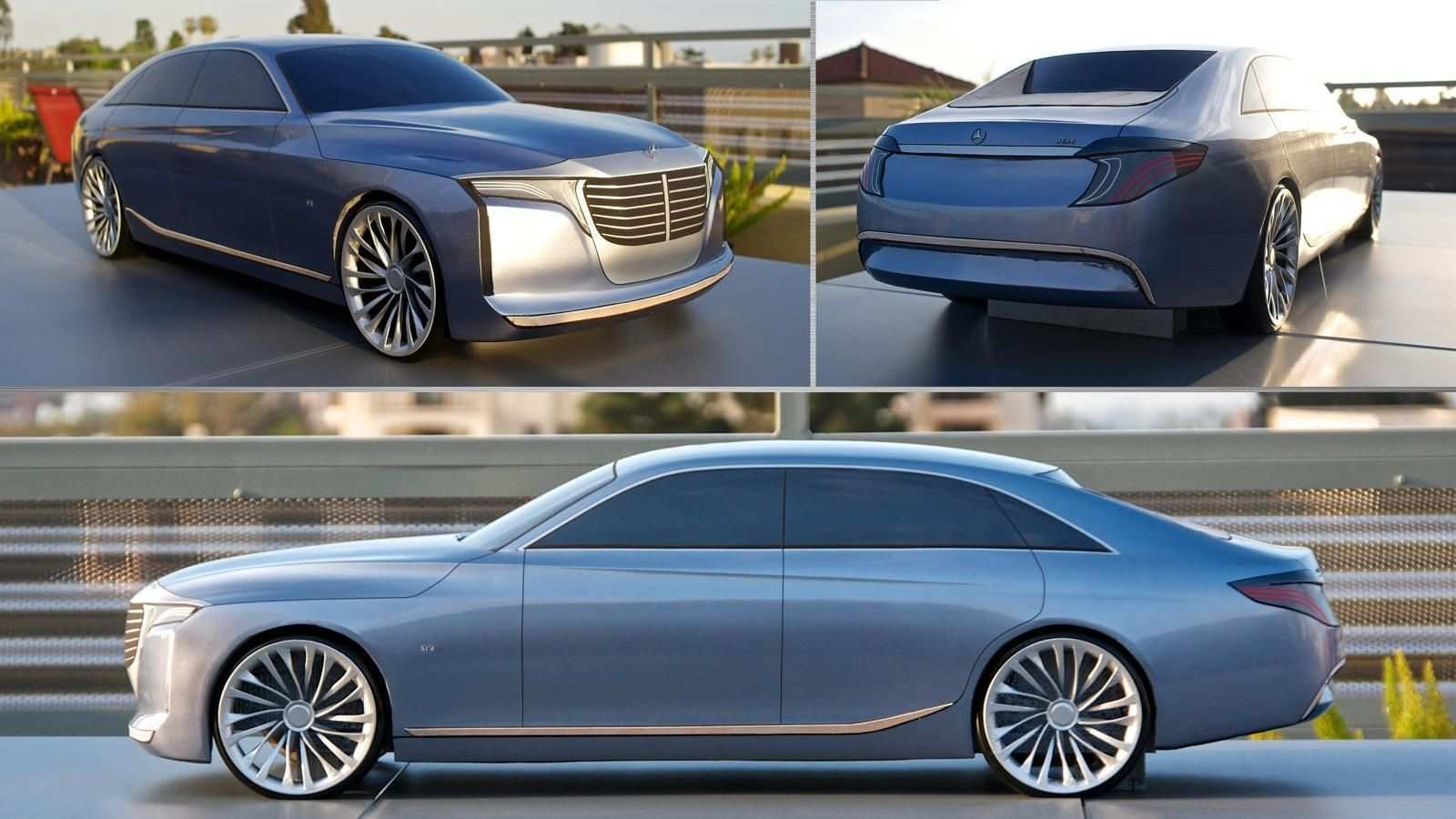 66 The 2020 Mercedes S Class New Concept Wallpaper by 2020 Mercedes S Class New Concept