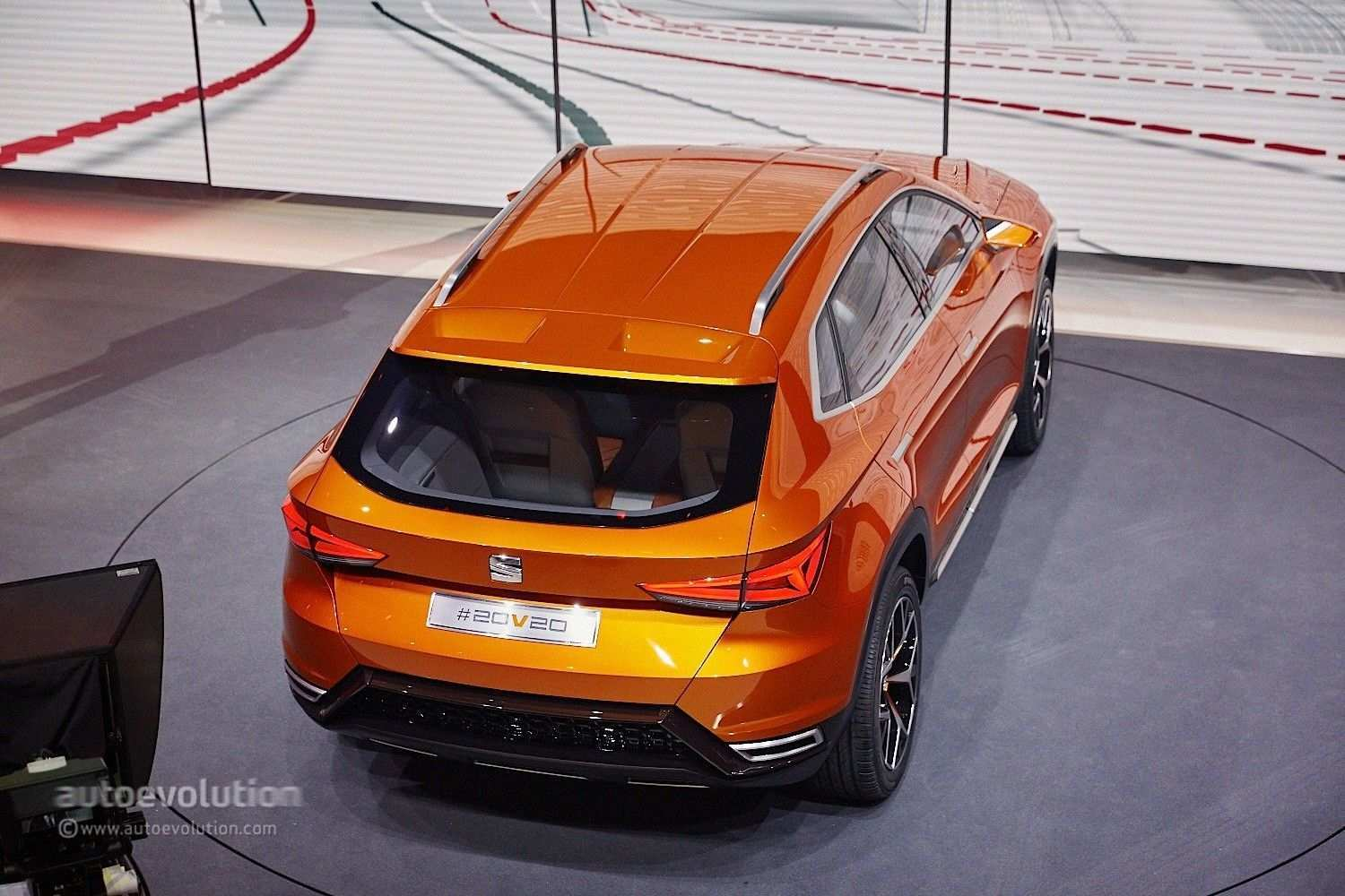 66 The 2020 Seat Alhambra First Drive with 2020 Seat Alhambra