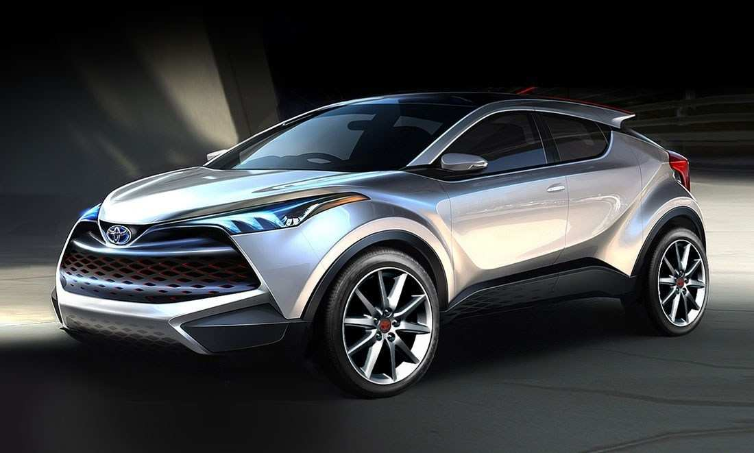 66 The 2020 Toyota C Hr Compact Redesign and Concept with 2020 Toyota C Hr Compact