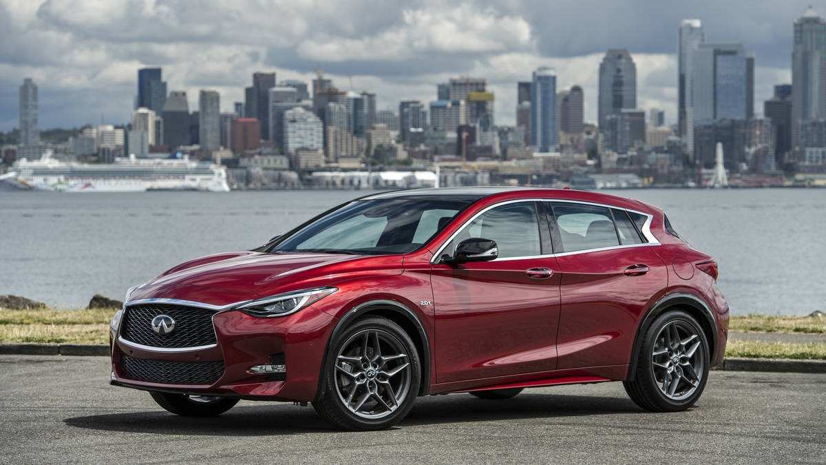 67 All New 2020 Infiniti Qx30 Dimensions First Drive for 2020 Infiniti Qx30 Dimensions