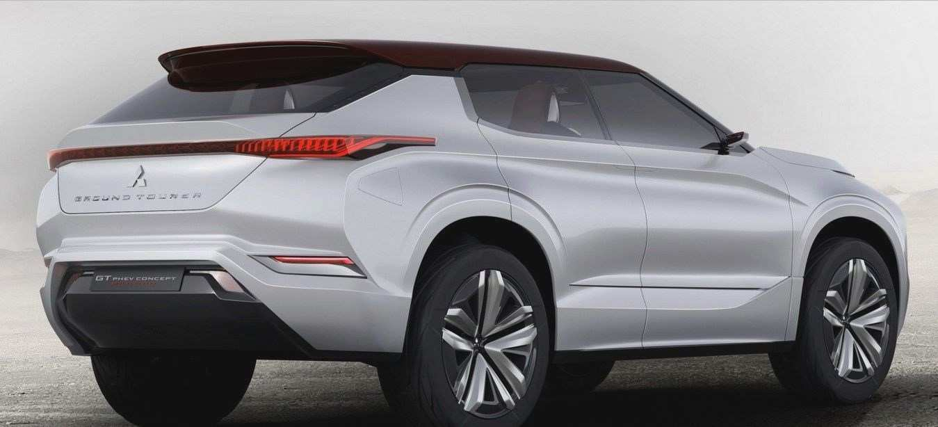 67 All New 2020 Mitsubishi Montero 2018 Rumors for 2020 Mitsubishi Montero 2018