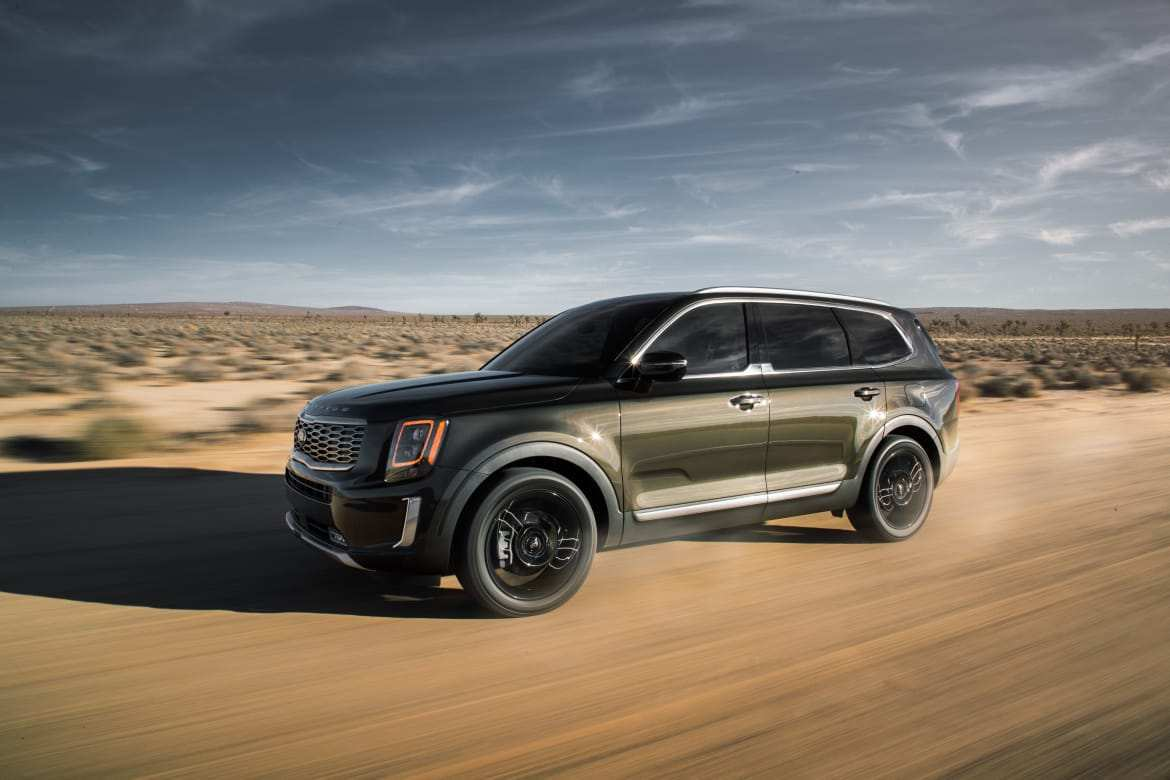 67 All New Kia 2020 Telluride New Review for Kia 2020 Telluride