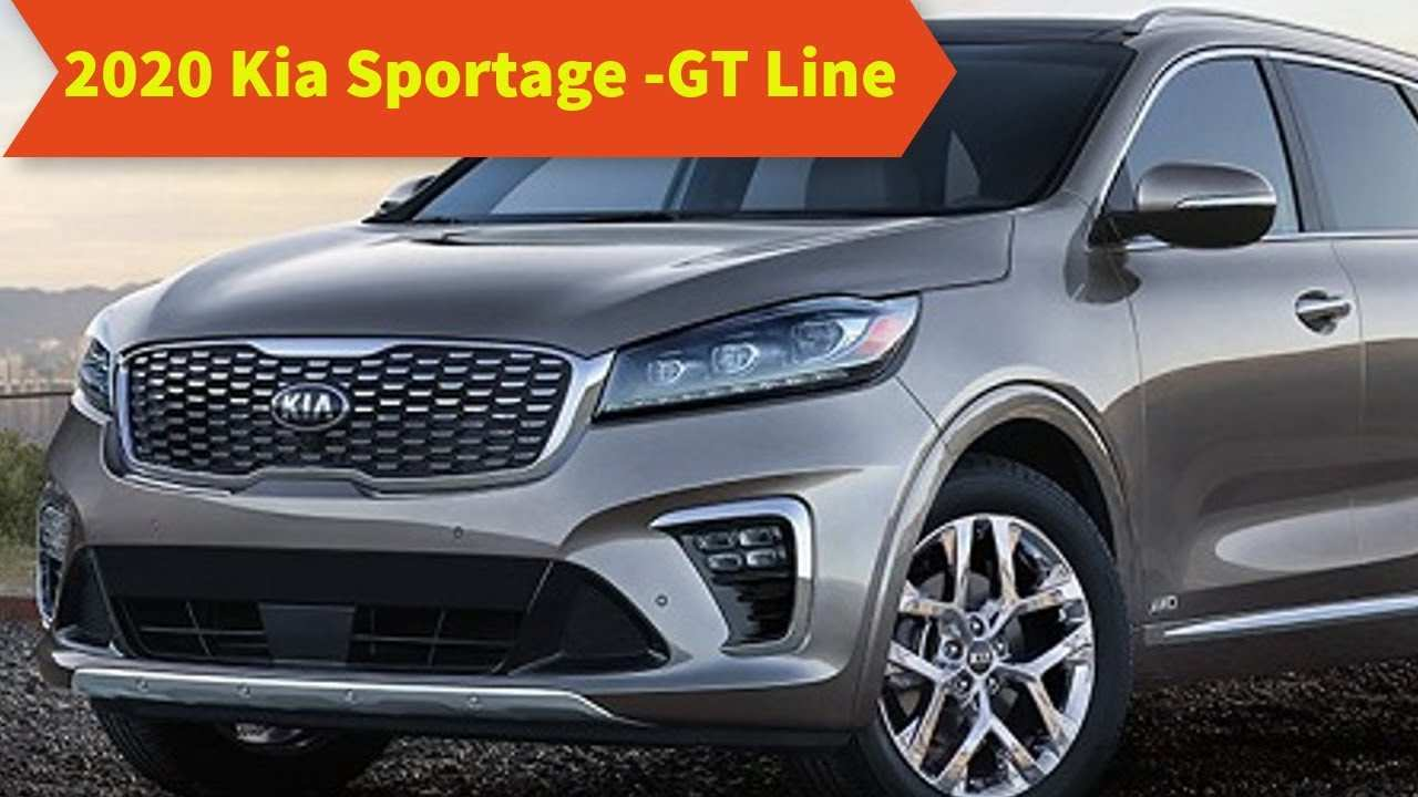 67 All New Kia Sportage Gt Line 2020 Model by Kia Sportage Gt Line 2020