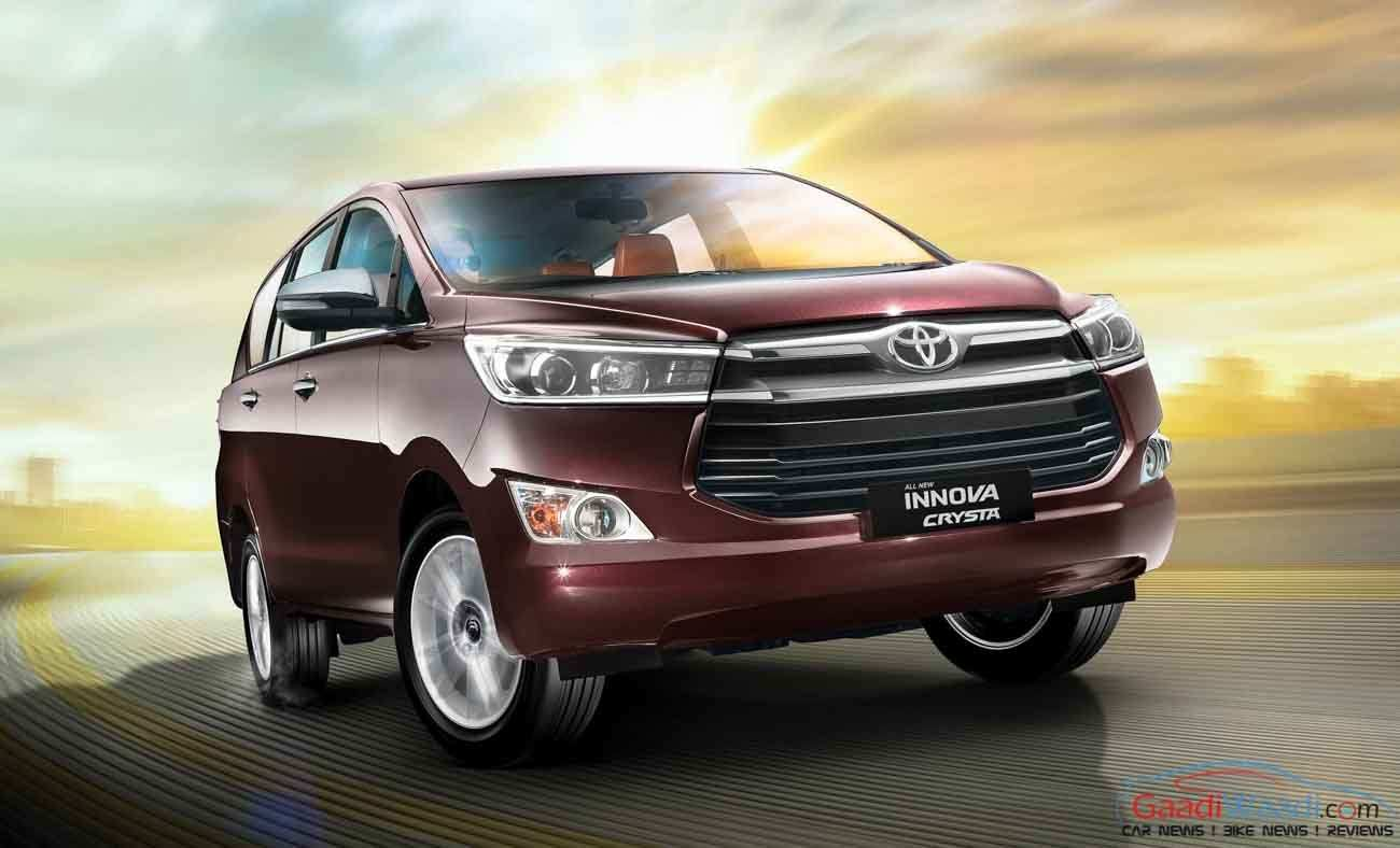 67 All New Toyota Innova Crysta 2020 New Concept Review by Toyota Innova Crysta 2020 New Concept