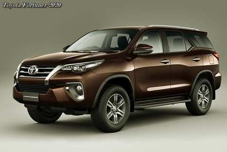 67 Best Review 2020 Toyota Fortuner New Concept for 2020 Toyota Fortuner