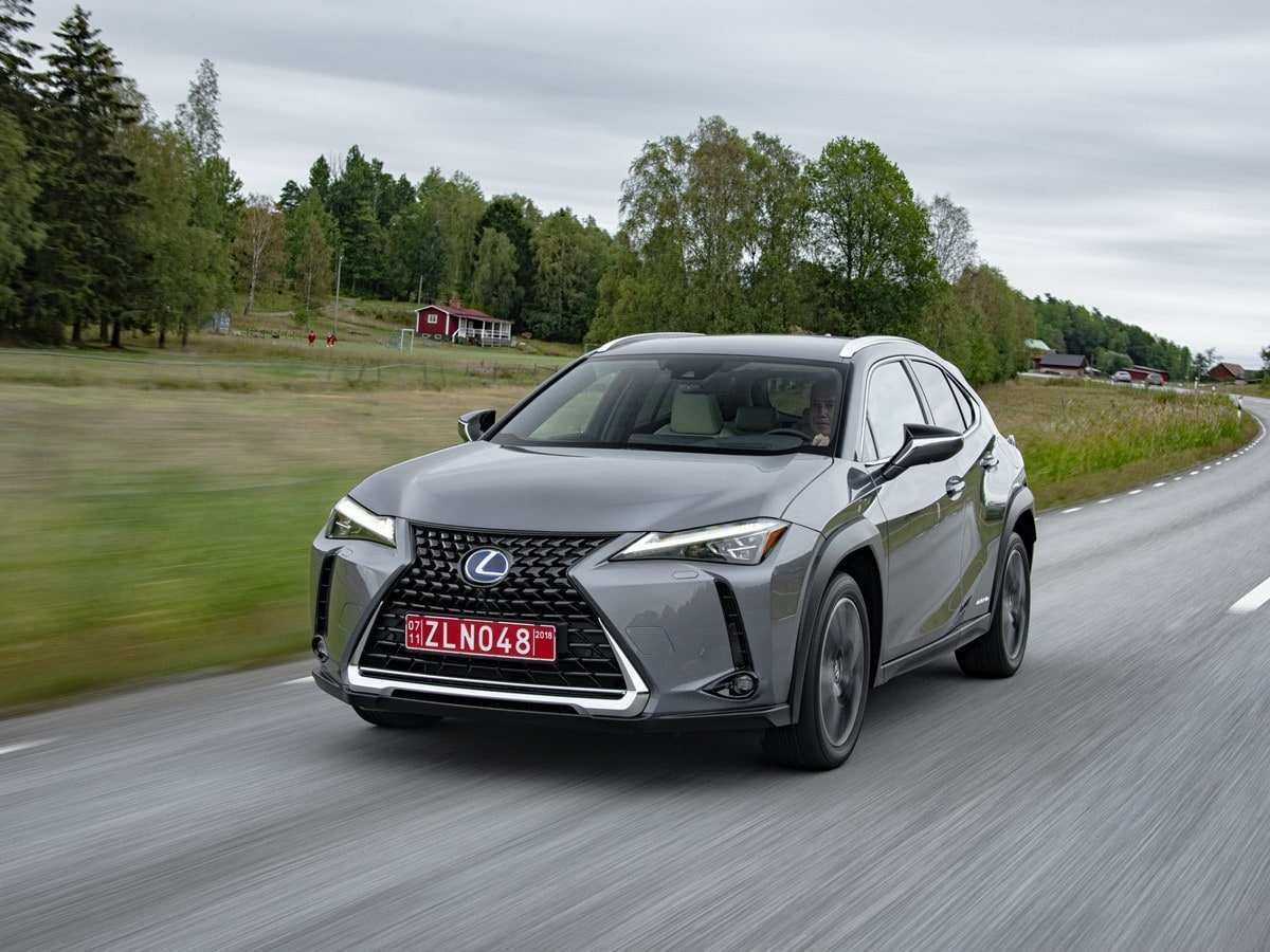 67 Best Review Lexus Ux 2020 Dimensions Redesign by Lexus Ux 2020 Dimensions