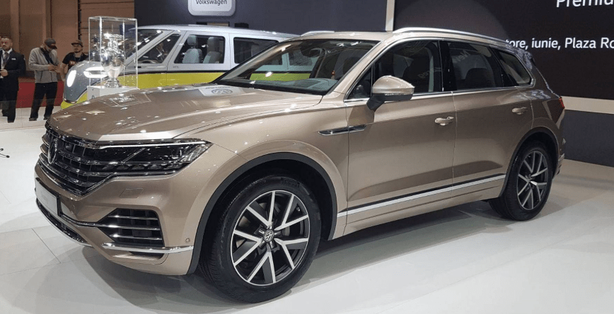 67 Best Review Volkswagen 2020 Touareg Exterior Images with Volkswagen 2020 Touareg Exterior