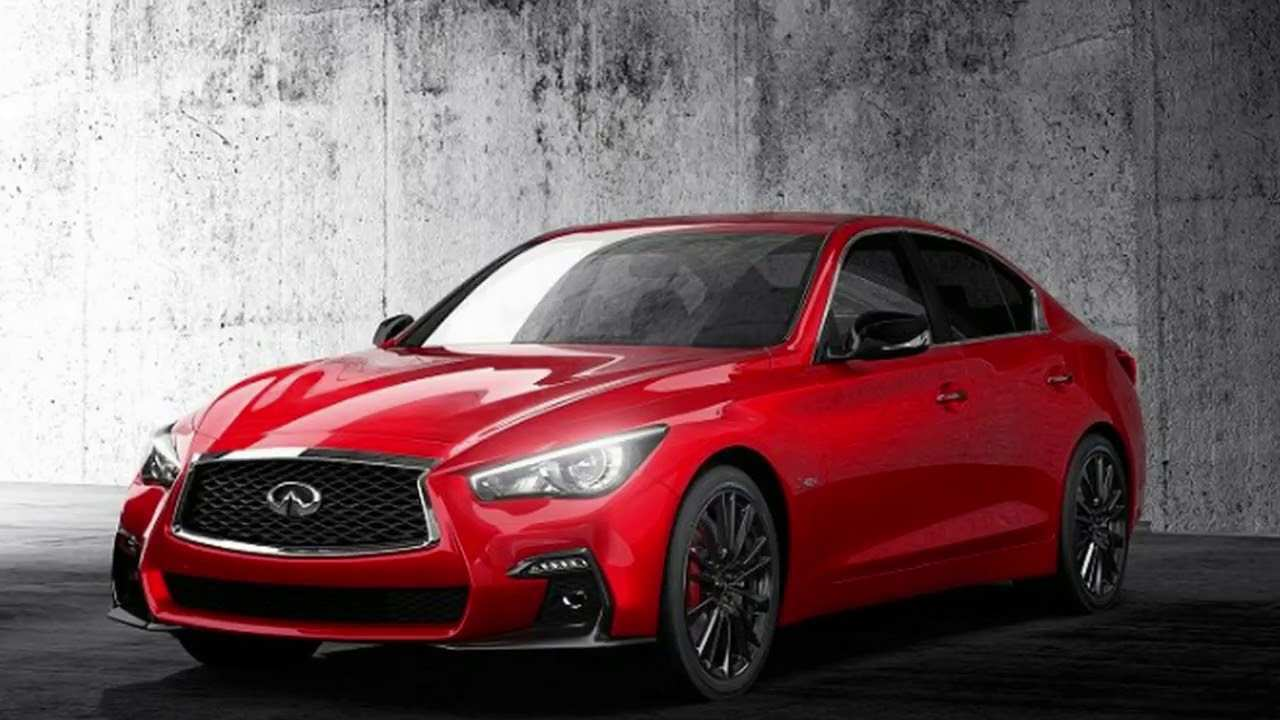 67 Concept of 2020 Infiniti Red Sport Spy Shoot with 2020 Infiniti Red Sport