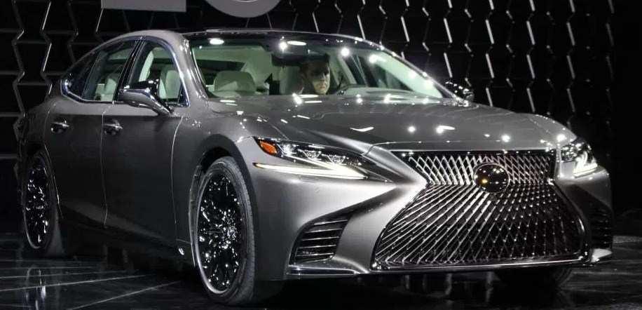 67 Concept of Lexus Ls 2020 Images for Lexus Ls 2020