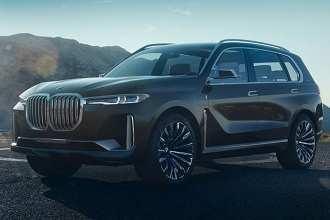 67 Gallery of 2020 BMW X7 Suv Interior by 2020 BMW X7 Suv