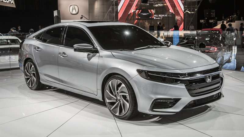 67 Gallery of 2020 Honda Insight Pricing with 2020 Honda Insight