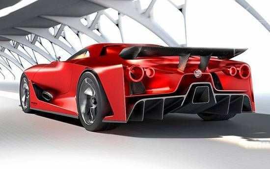 67 Great 2020 Nissan Gtr Nismo Hybrid Concept by 2020 Nissan Gtr Nismo Hybrid