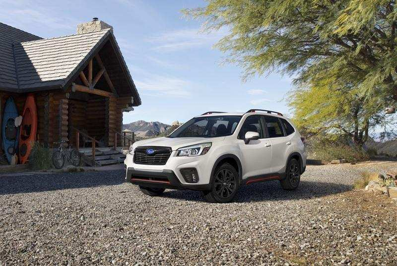 67 Great Dimensions Of 2020 Subaru Forester Concept by Dimensions Of 2020 Subaru Forester