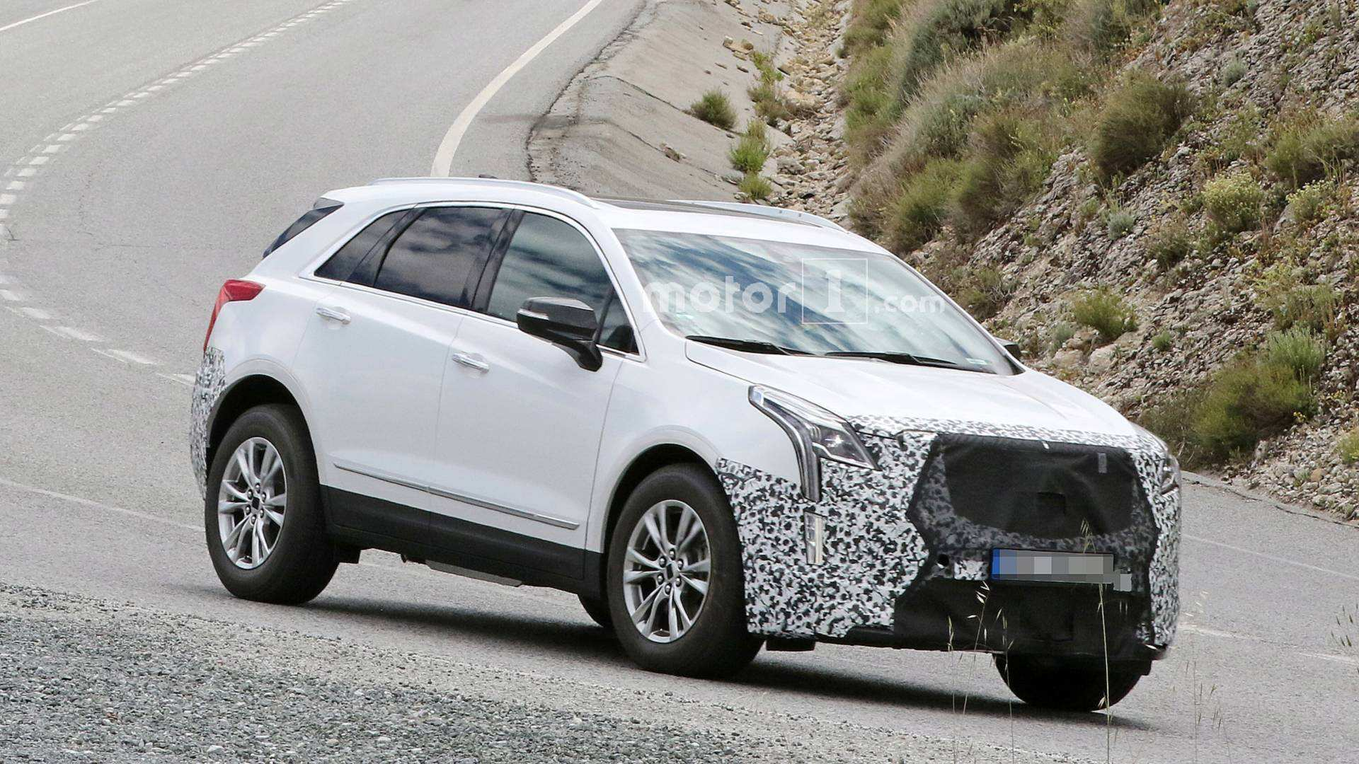67 Great Spy Shots 2020 Cadillac Xt5 Concept by Spy Shots 2020 Cadillac Xt5