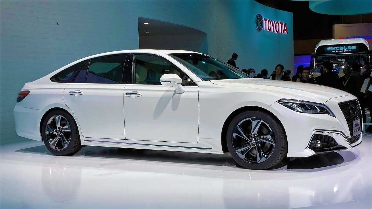 67 Great Toyota Crown 2020 Release for Toyota Crown 2020