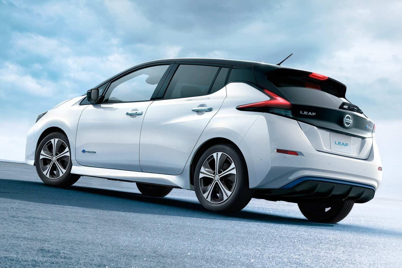 67 New 2020 Nissan Leaf E Plus Release by 2020 Nissan Leaf E Plus