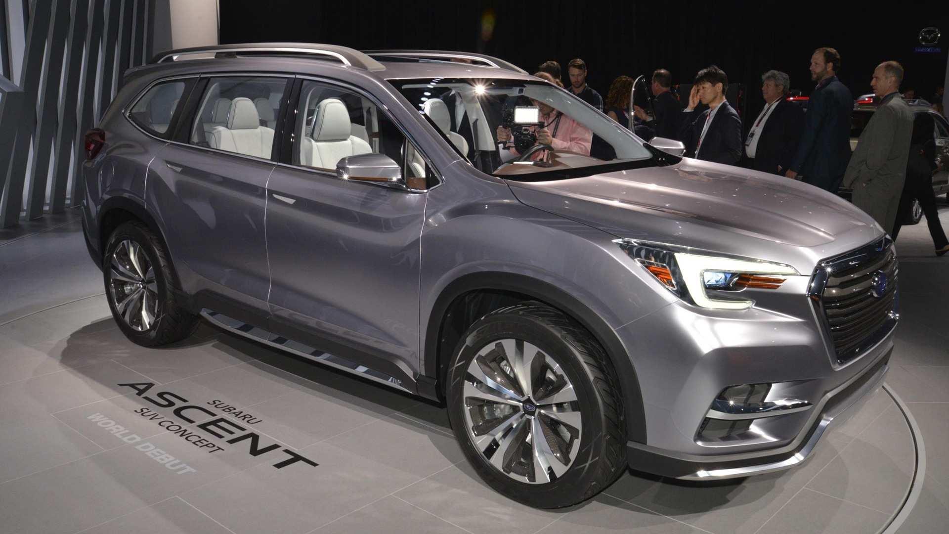 67 New 2020 Subaru Ascent GVWr Price with 2020 Subaru Ascent GVWr