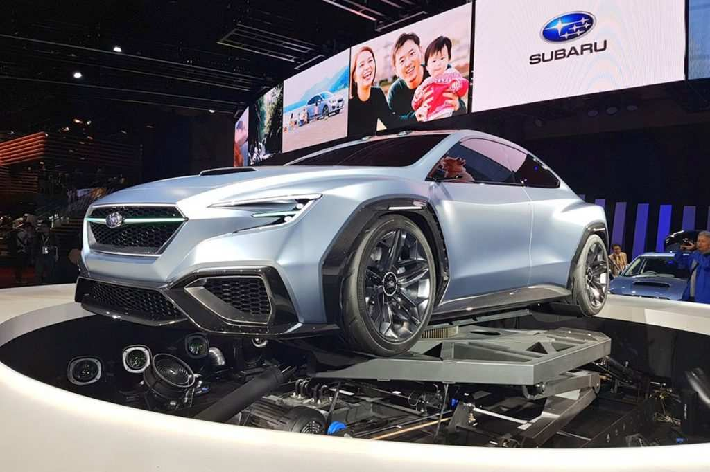 67 New 2020 Subaru BRZ Redesign and Concept with 2020 Subaru BRZ