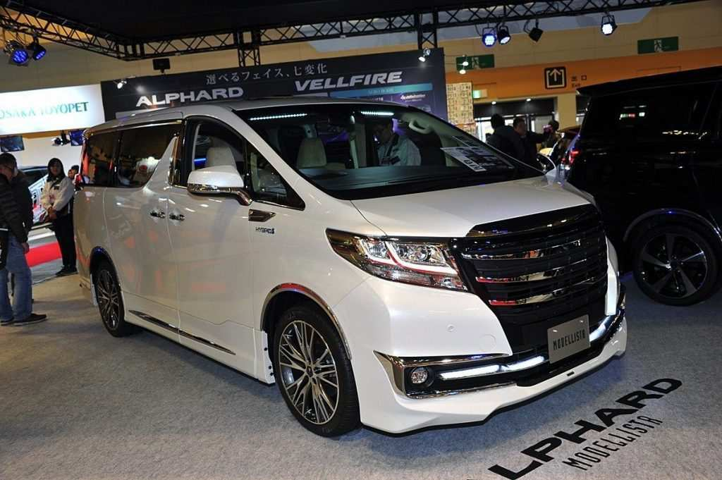 67 New 2020 Toyota Alphard 2018 Picture by 2020 Toyota Alphard 2018