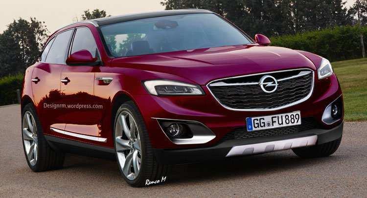 67 New Opel Antara 2020 Redesign and Concept for Opel Antara 2020
