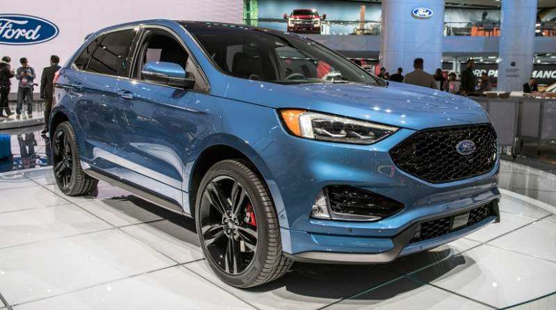 67 The 2020 Ford Edge Pricing with 2020 Ford Edge
