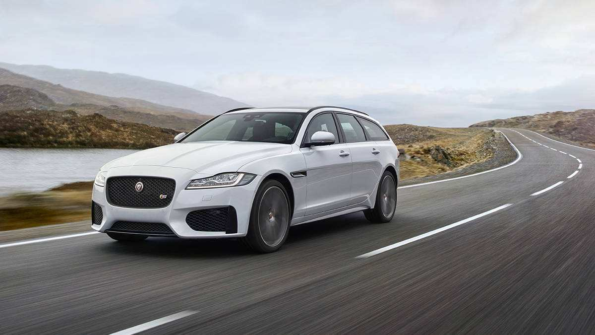 67 The 2020 Jaguar Wagon New Review with 2020 Jaguar Wagon