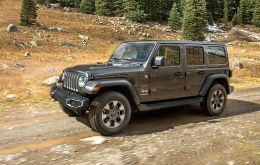 67 The 2020 Jeep Wrangler Rubicon Redesign and Concept with 2020 Jeep Wrangler Rubicon
