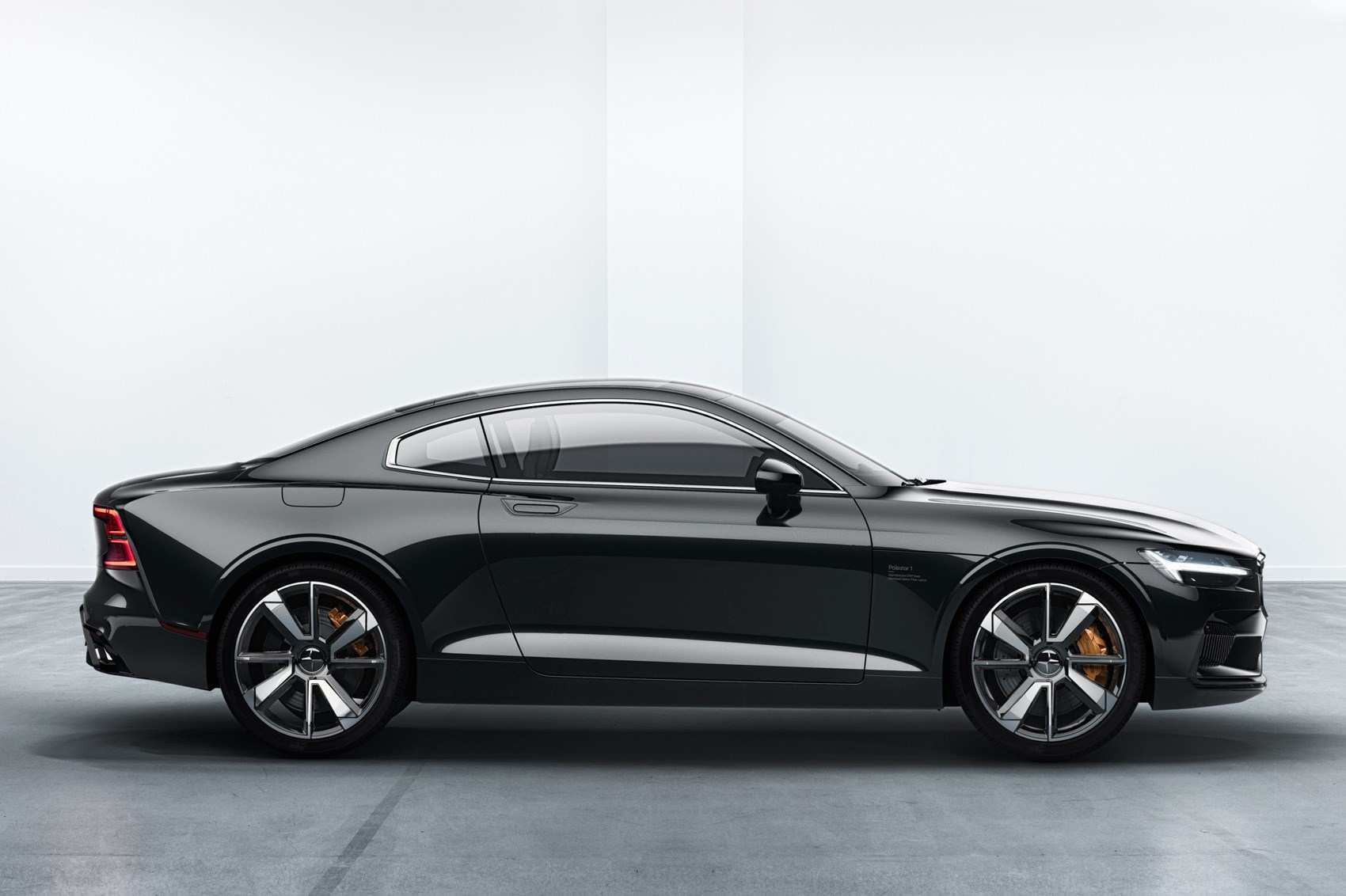 67 The 2020 Volvo Polestar 1 Style by 2020 Volvo Polestar 1