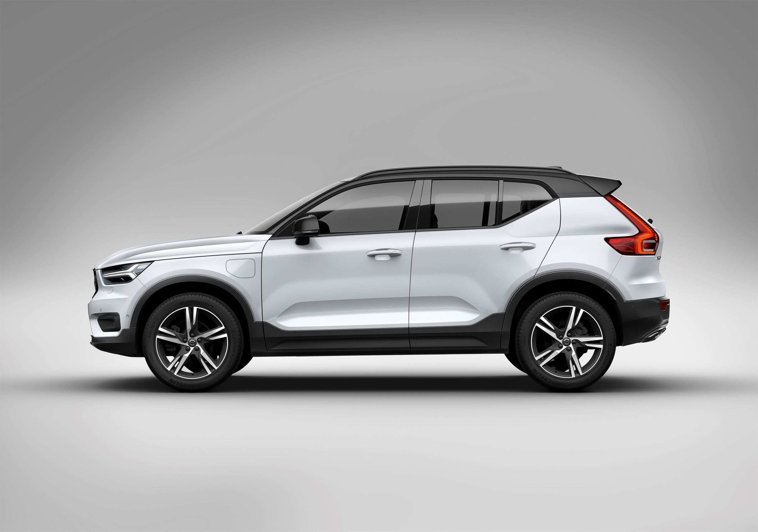 67 The Volvo Xc40 Dimensions 2020 New Review for Volvo Xc40 Dimensions 2020