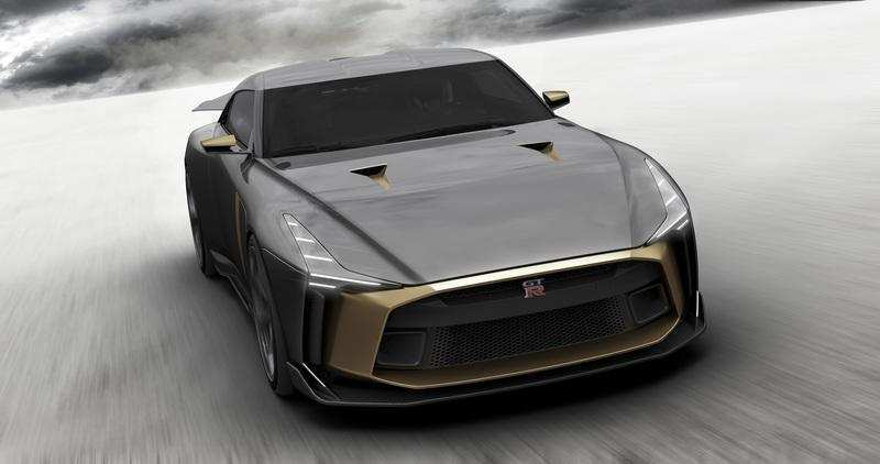 68 All New 2020 Nissan Gt R Concept by 2020 Nissan Gt R