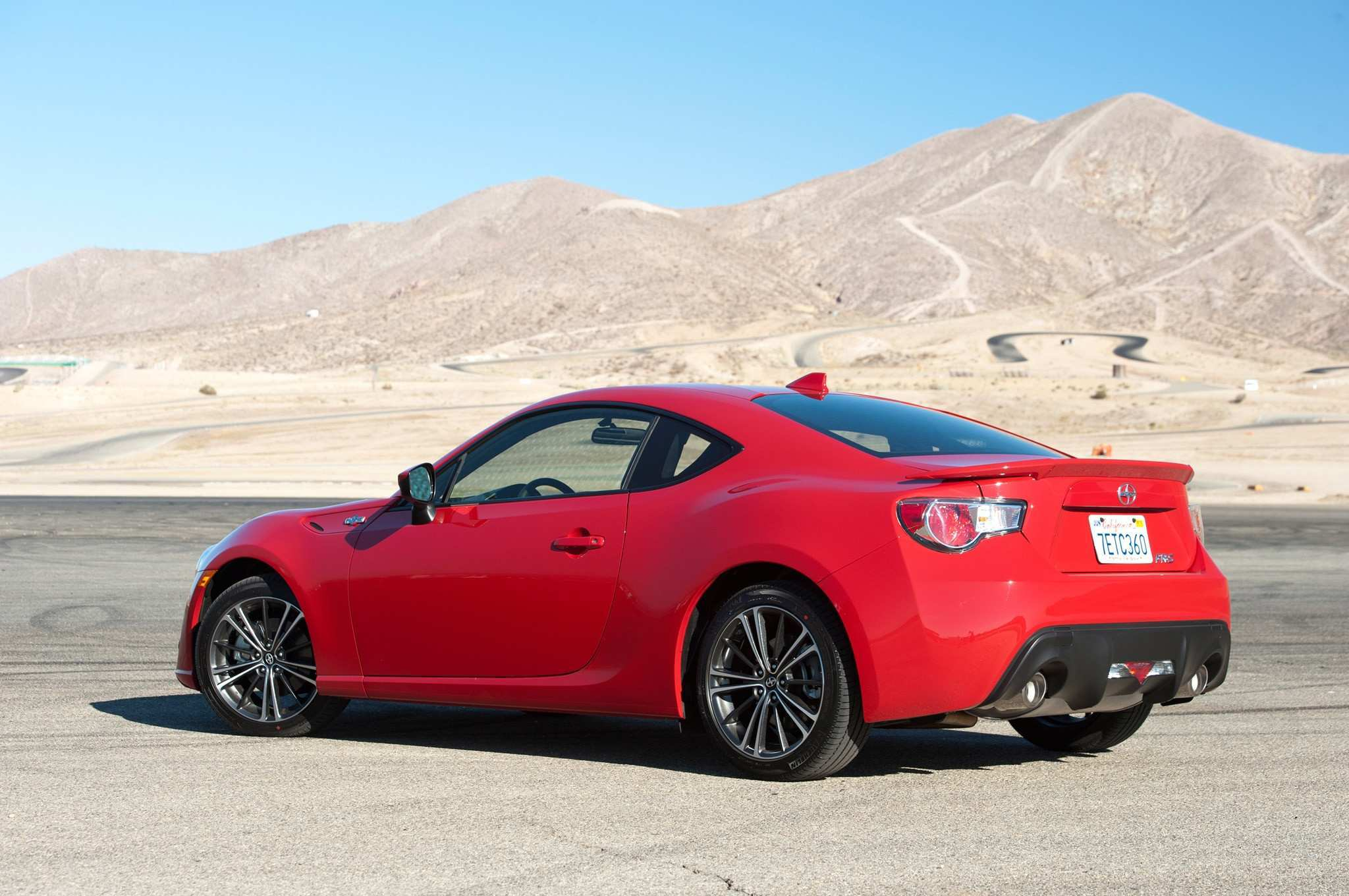 68 All New 2020 Scion FR S Model with 2020 Scion FR S