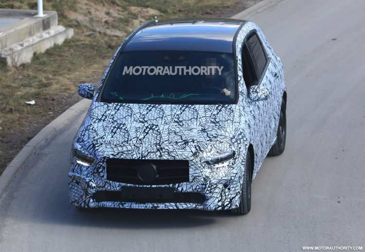 68 All New B Class Mercedes 2020 Performance and New Engine with B Class Mercedes 2020