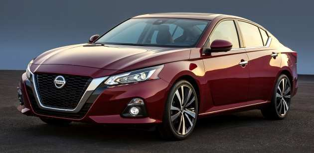 68 All New Nissan Teana 2020 Exterior and Interior by Nissan Teana 2020