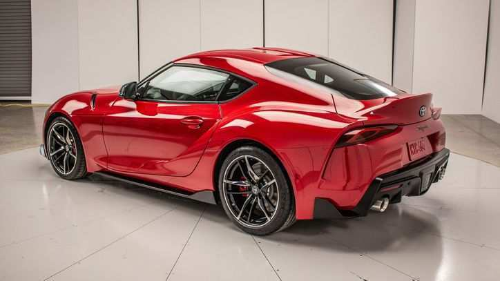 68 All New Toyota 2020 Supra Overview with Toyota 2020 Supra