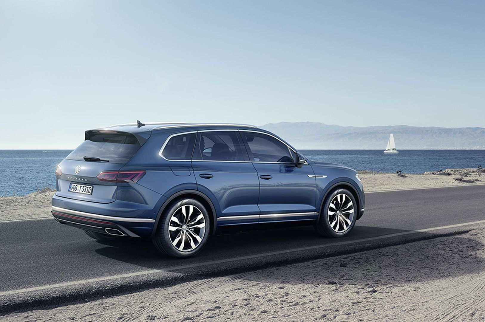 68 All New Volkswagen Touareg 2020 Dimensions Exterior for Volkswagen Touareg 2020 Dimensions
