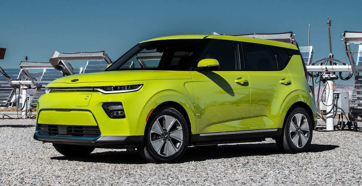 68 Best Review Kia Soul Ev 2020 Wallpaper by Kia Soul Ev 2020