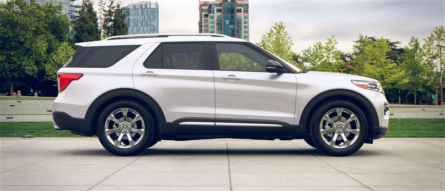 68 Concept of 2020 Ford Explorer Exterior and Interior by 2020 Ford Explorer