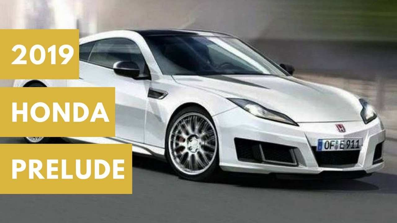 68 Concept of 2020 Honda Prelude Type R Overview by 2020 Honda Prelude Type R