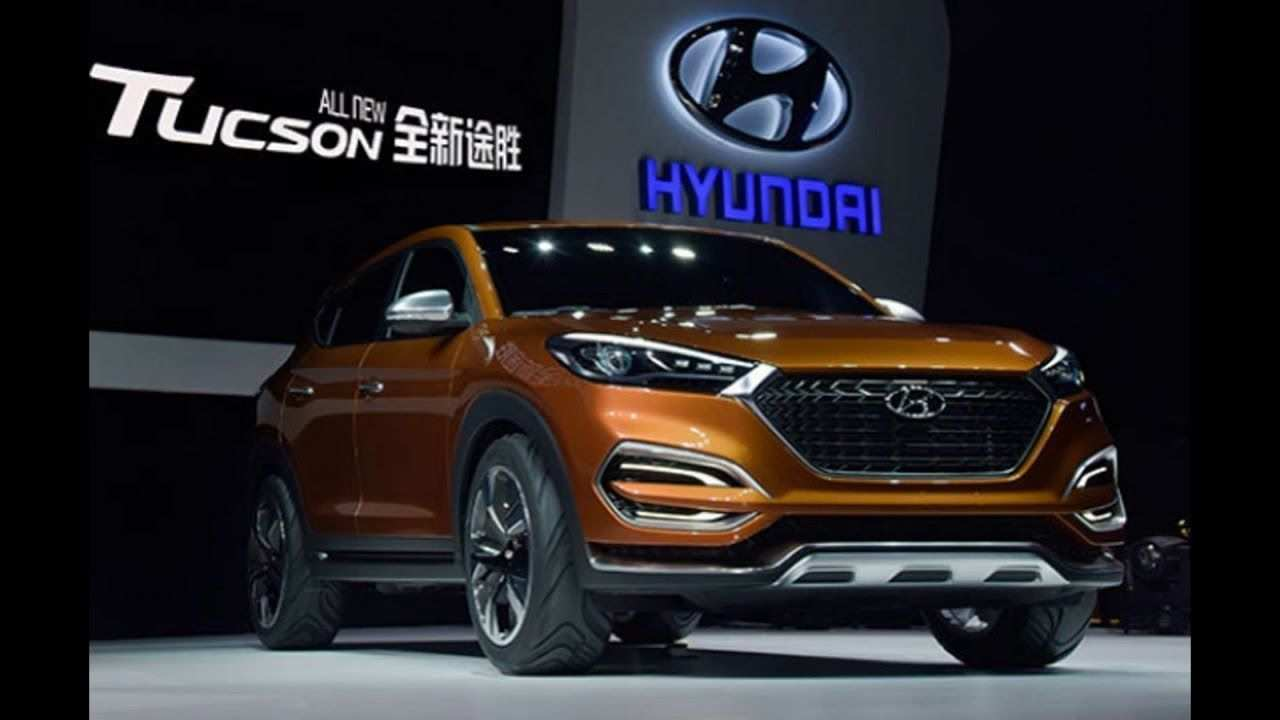 68 Concept of 2020 Hyundai Ix35 Model with 2020 Hyundai Ix35