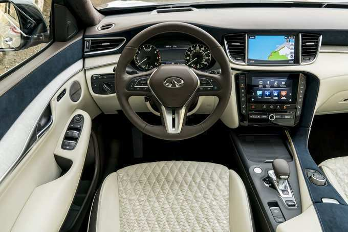 68 Concept of 2020 Infiniti Qx50 Horsepower Pricing by 2020 Infiniti Qx50 Horsepower