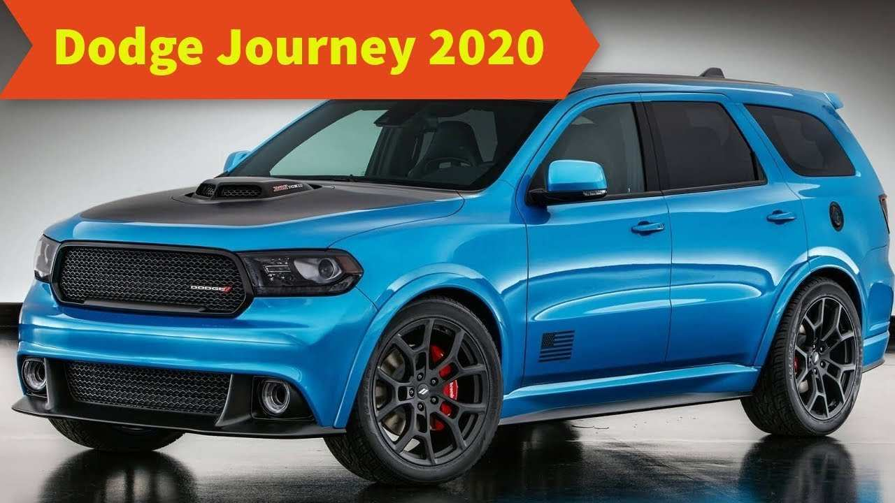 68 Gallery of 2020 Dodge Journey Reviews by 2020 Dodge Journey