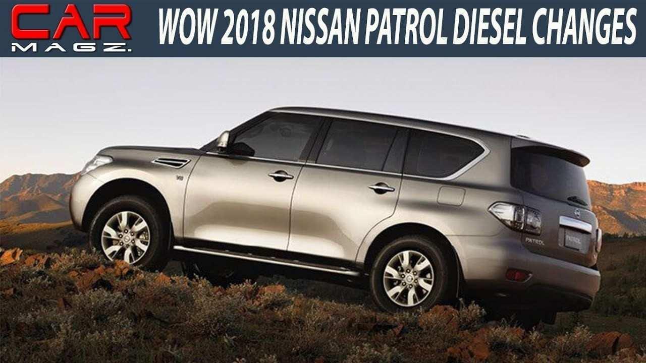 68 Gallery of 2020 Nissan Patrol Diesel Picture for 2020 Nissan Patrol Diesel