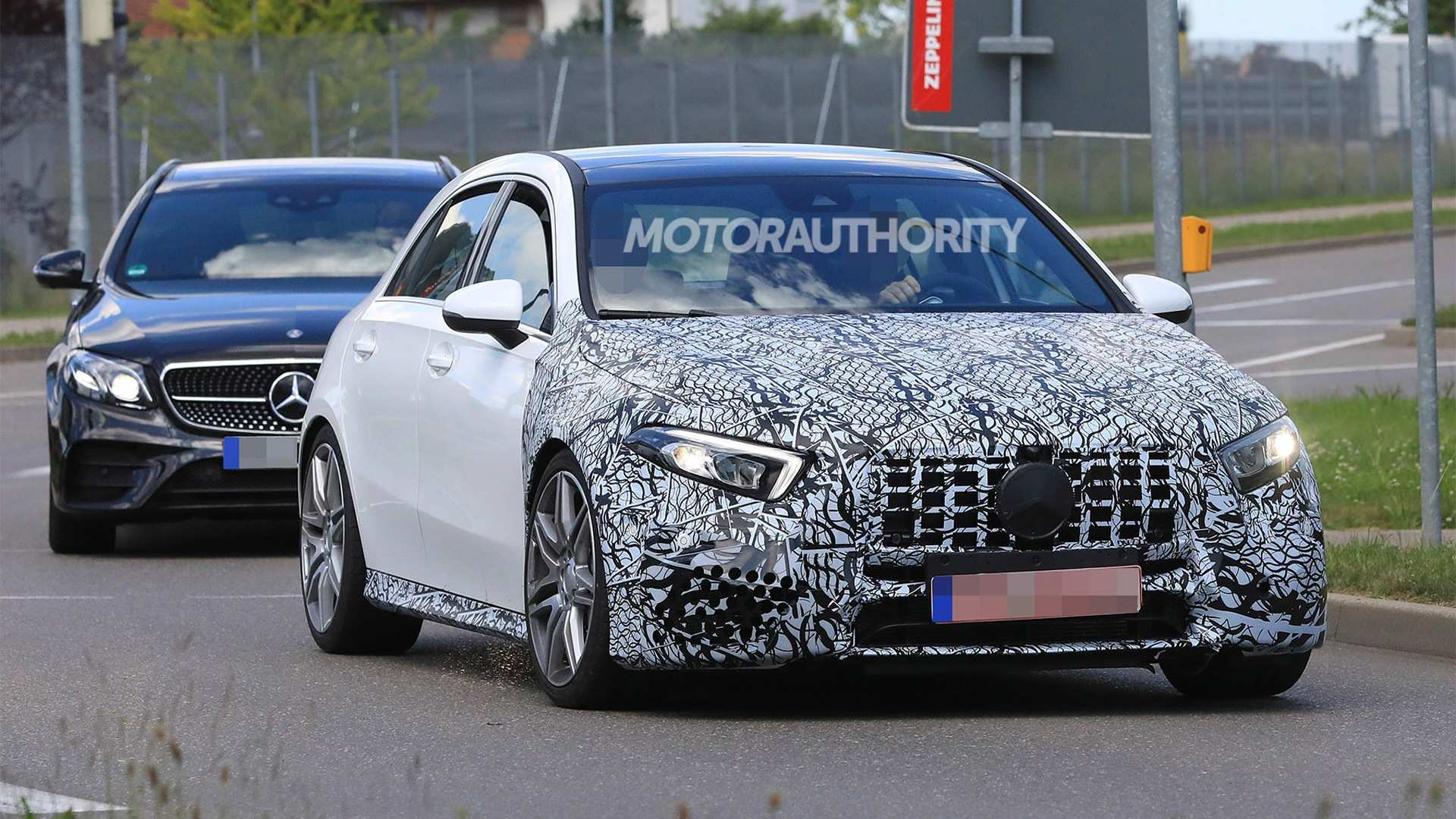 68 Gallery of Mercedes 2020 Hatchback Speed Test by Mercedes 2020 Hatchback