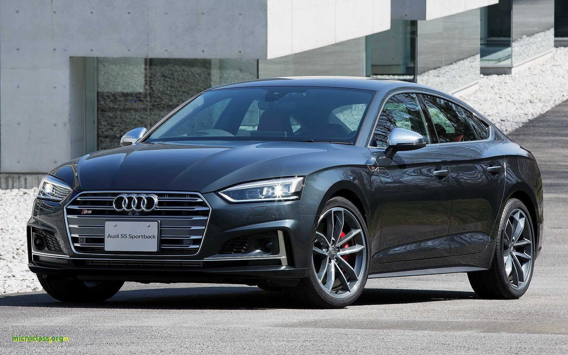 68 Great 2020 Audi A5s Research New with 2020 Audi A5s