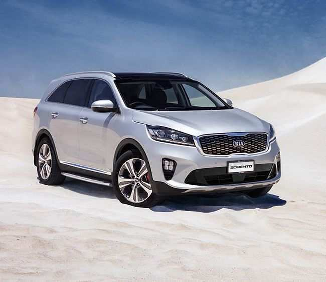 68 Great Kia Sorento 2020 Brochure Exterior for Kia Sorento 2020 Brochure