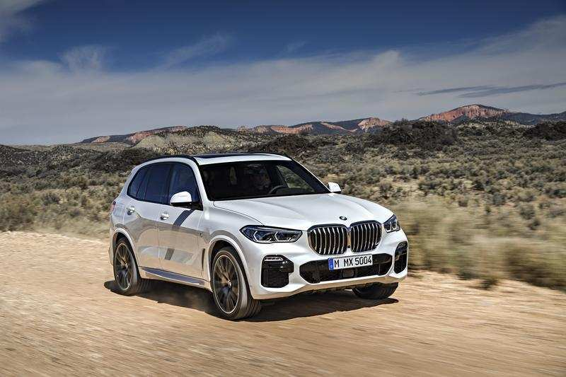 68 The 2020 BMW X5 Exterior and Interior with 2020 BMW X5