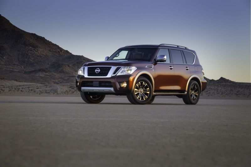 68 The 2020 Nissan Armada Pictures with 2020 Nissan Armada