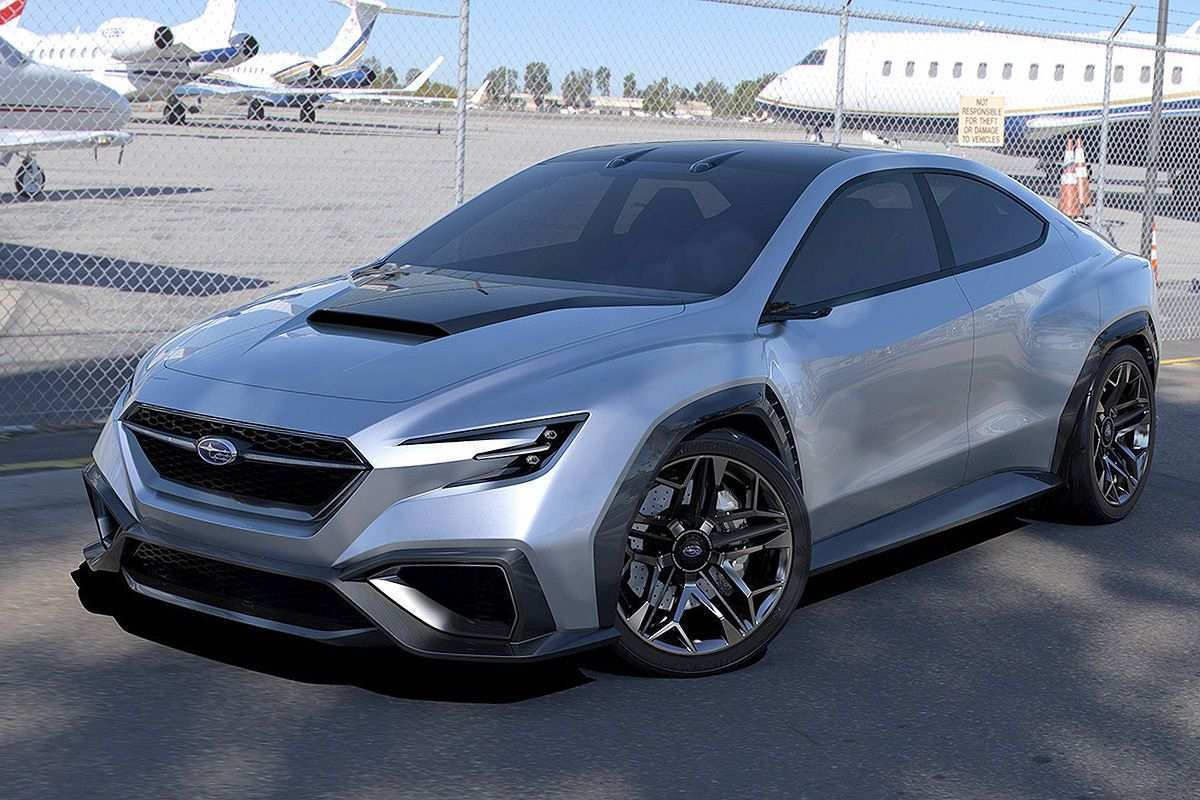 68 The 2020 Subaru Wrx Exterior Ratings by 2020 Subaru Wrx Exterior