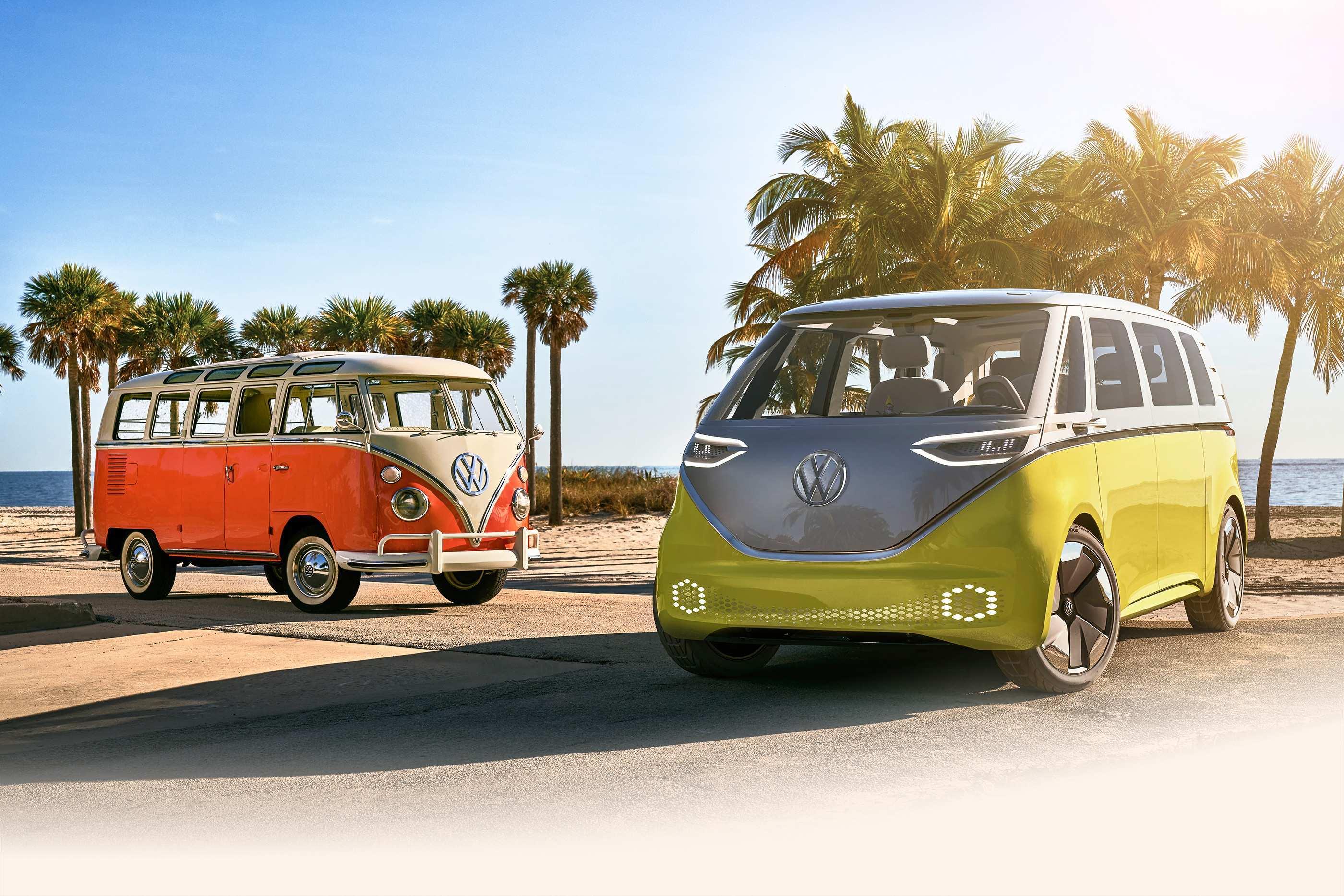 68 The 2020 VW Bulli 2018 Spy Shoot for 2020 VW Bulli 2018