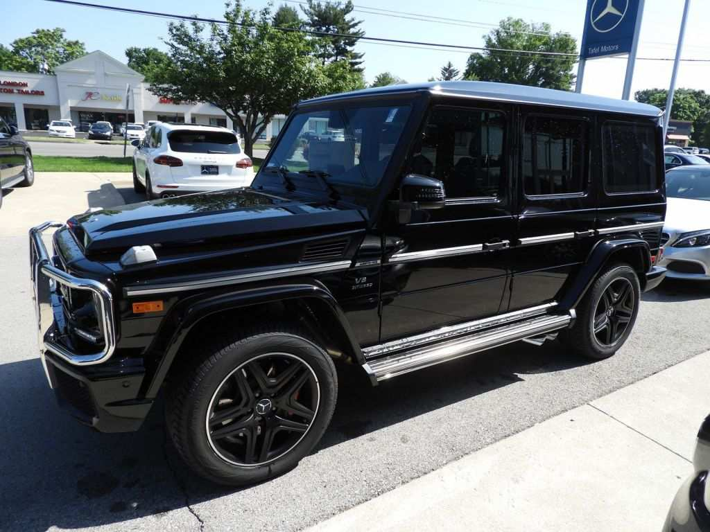 68 The Mercedes G63 2020 Exterior New Review with Mercedes G63 2020 Exterior